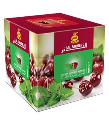 "Табак для кальяна Al Fakher ""Вишня и мята"", 1 кг"