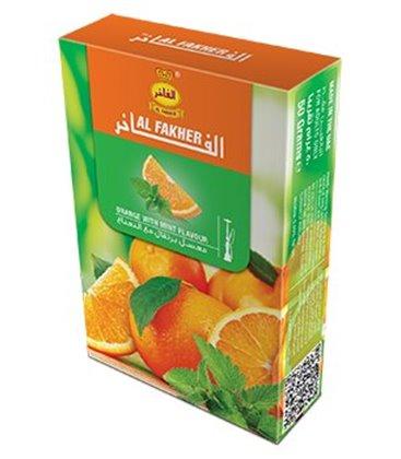 """Табак для кальяна Al Fakher """"Апельсин и мята"""", 50 г"""