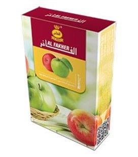 "Табак для кальяна Al Fakher ""Два яблока"", 50 г"