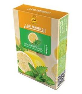 """Табак для кальяна Al Fakher """"Лимон и мята"""", 50 г"""