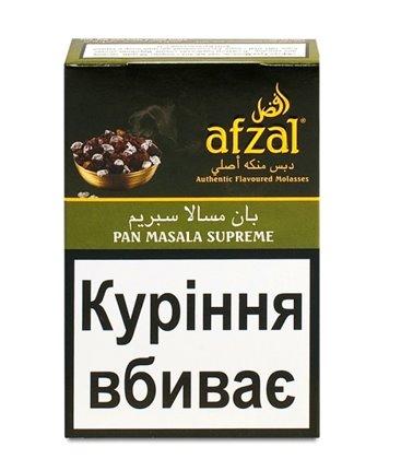 "Табак Afzal ""Пан Масала Супрем"", 50 г"