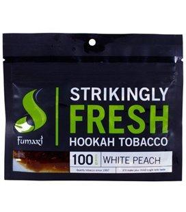 """Табак Fumari """"Белый персик"""", 100 г"""