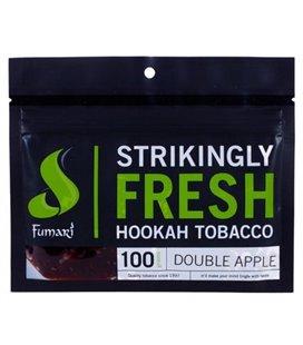 """Табак Fumari """"Двойное яблоко"""", 100 г"""