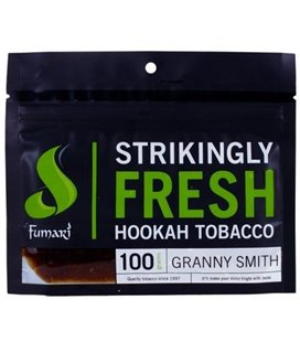 """Табак Fumari """"Зеленое Яблоко"""", 100 г"""
