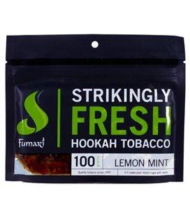 """Табак Fumari """"Лимон с Мятой"""", 100 г"""
