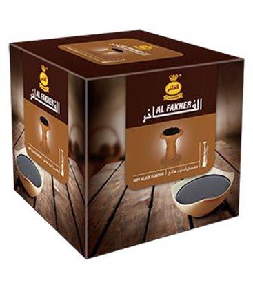"Табак для кальяна Al Fakher ""Мягкая черная смесь"", 1 кг"