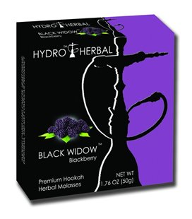 "Табак Hydro Herbal ""Black Widow"", 50 г"