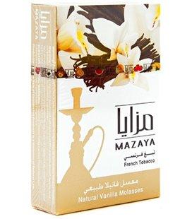 "Табак Mazaya ""Ваниль"", 50 г"