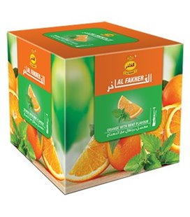 """Табак для кальяна Al Fakher """"Апельсин и мята"""", 1 кг"""