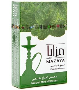 "Табак Mazaya ""Мята"", 50 г"