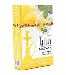 """Табак Mazaya """"Прохладный лимон"""", 50 г"""