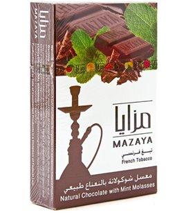 "Табак Mazaya ""Шоколад с Мятой"", 50 г"