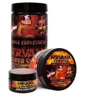 """Табак Nirvana """"Яблочный взрыв"""", 250 г"""