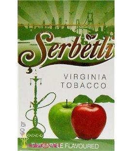 """Табак Serbetli """"Двойное Яблоко"""", 125 г"""