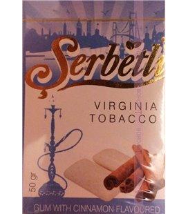 """Табак Serbetli """"Жевательная Резинка с Корицей"""", 50 г"""