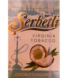 """Табак Serbetli """"Кокос"""", 50 г"""