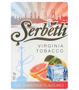 "Табак Serbetli ""Ледяной грейпфрут"", 50 г"
