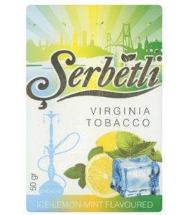 "Табак Serbetli ""Ледяной лимон с мятой"", 50 г"