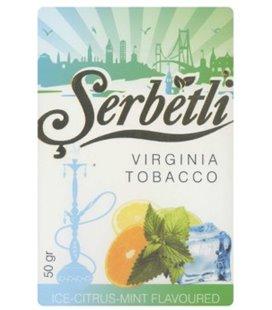 """Табак Serbetli """"Ледяной цитрус с мятой"""", 50 г"""