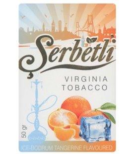 """Табак Serbetli """"Свежий мандарин со льдом"""", 50 г"""