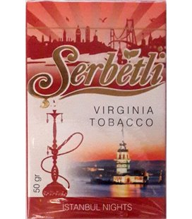 "Табак Serbetli ""Стамбульские Ночи 50 г"