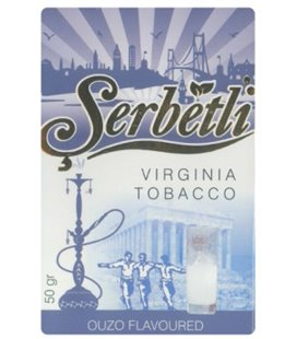 """Табак Serbetli """"Узо"""", 50 г"""