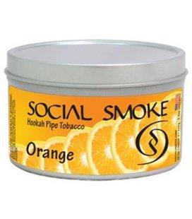 "Табак Social Smoke ""Апельсин"", 100 г"