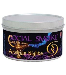 "Табак Social Smoke ""Арабские ночи"", 100 г"