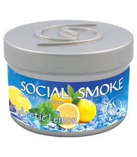 "Табак Social Smoke ""Арктические Лимон"", 100 г"
