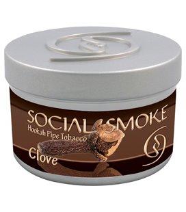 "Табак Social Smoke ""Гвоздика"", 100 г"