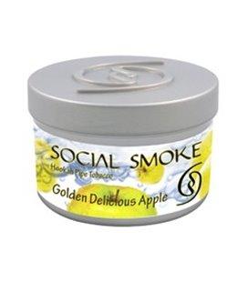 """Табак Social Smoke """"Золотое Яблоко"""", 100 г"""