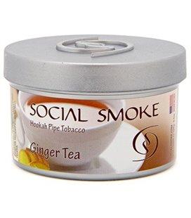 """Табак Social Smoke """"Имбирный чай"""", 100 г"""