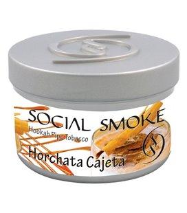 "Табак Social Smoke ""Карамельная хорчата"", 100 г"