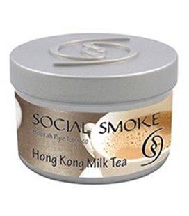 """Табак Social Smoke """"Китайский молочный чай"""", 100 г"""