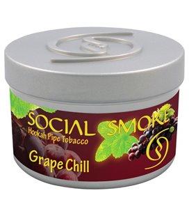 "Табак Social Smoke ""Ледяной Виноград"", 100 г"