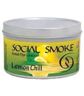 "Табак Social Smoke ""Ледяной Лимон"", 100 г"