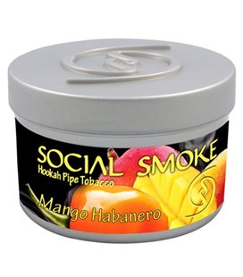 """Табак Social Smoke """"Манго Хабанеро"""", 100 г"""